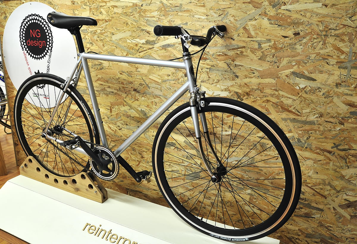 Single Speed Nero Grigio Opaco E