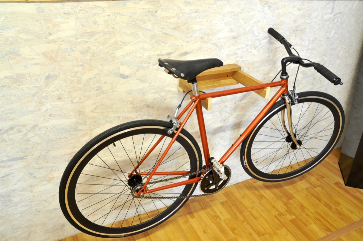 Single Speed Arancio Nera 6